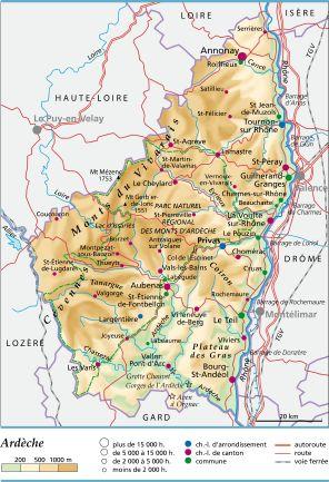 Encyclop die larousse en ligne ard che - Office du tourisme ardeche nord ...