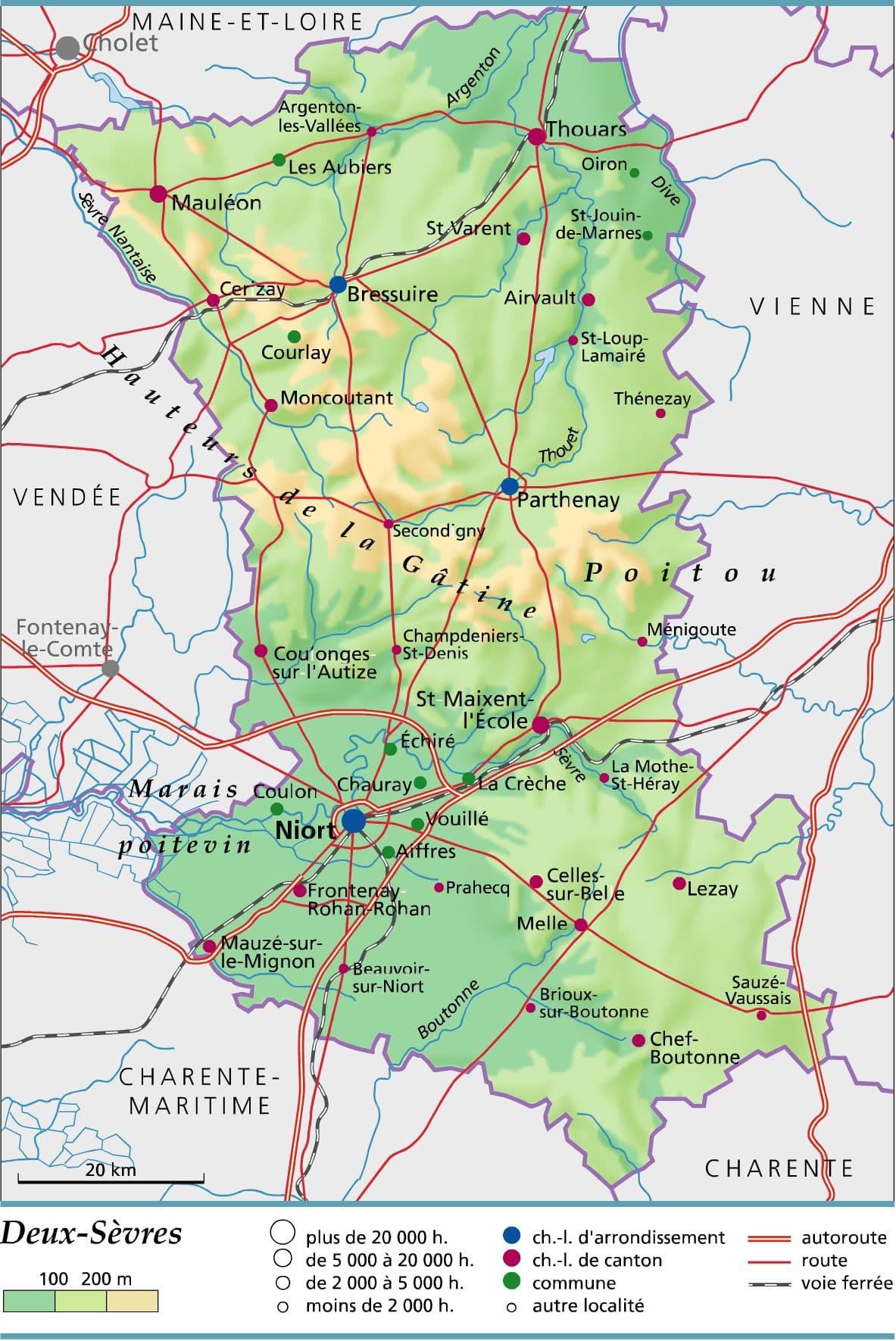 region-france: deux sevres  |Deux Sevres France