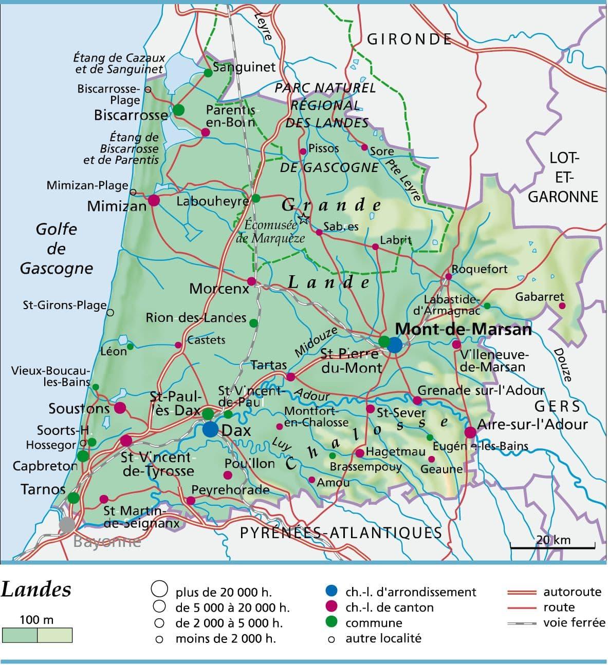 region-des-landes