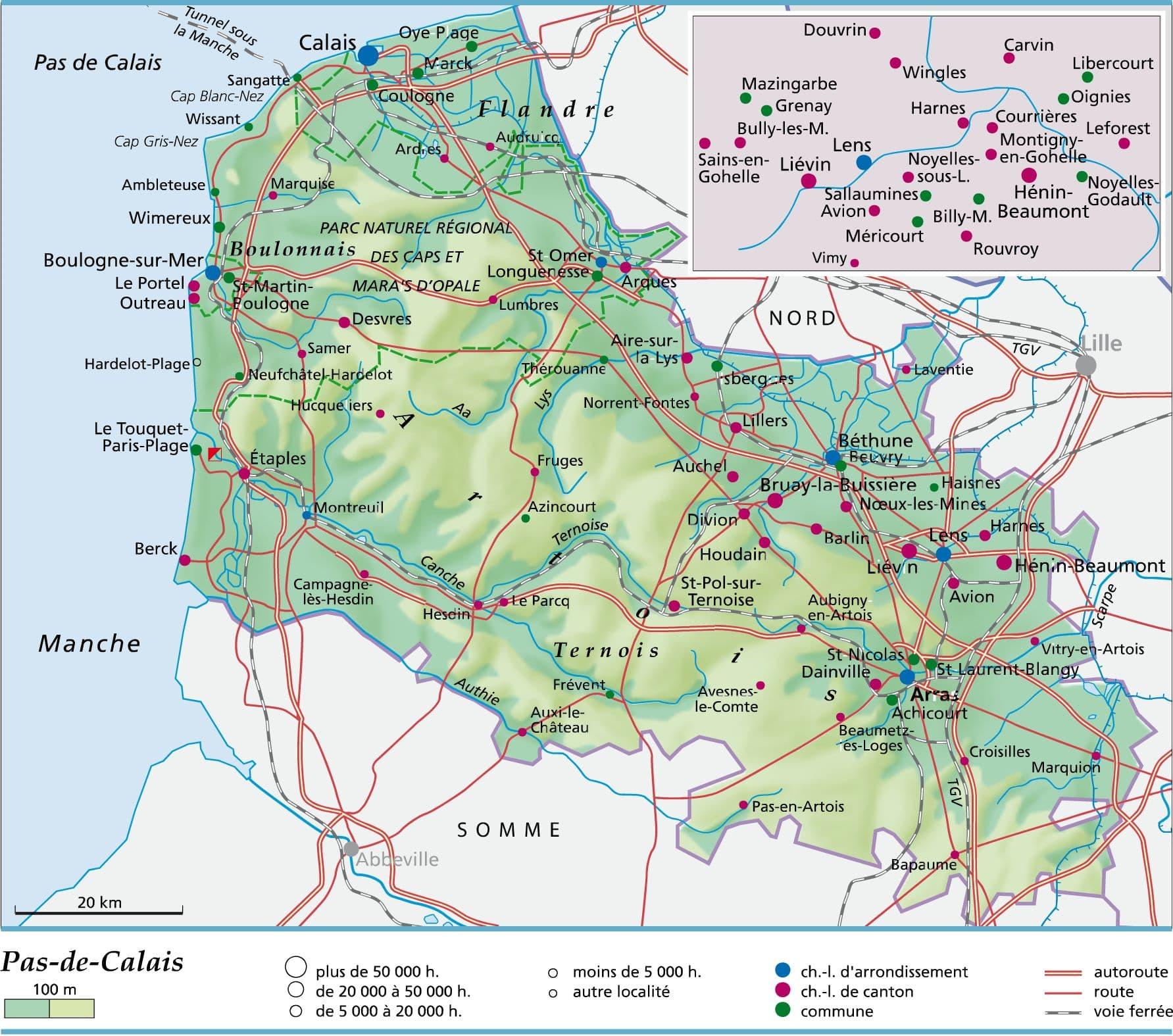 Encyclopédie Larousse En Ligne Pas De Calais