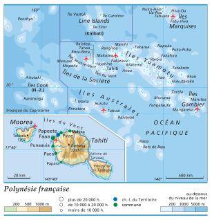 Encyclopedie Larousse En Ligne Polynesie Francaise