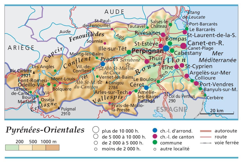 carte espagne orientale