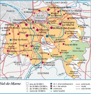 Encyclop die larousse en ligne le de france - Bureau de service national du lieu de recensement ...