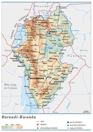 Rwanda Parfois Ruanda Republique Rwandaise Larousse