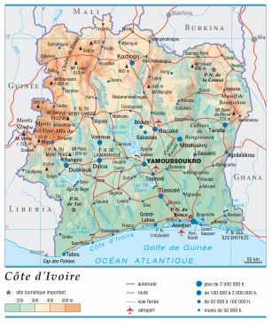 La Liste Des Grandes Villes D Abidjan