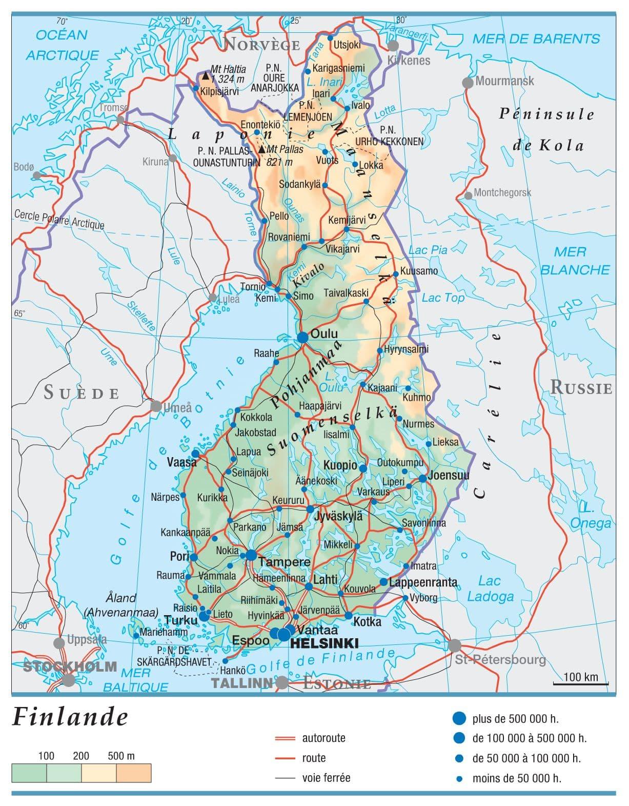Super Encyclopédie Larousse en ligne - Finlande JW24