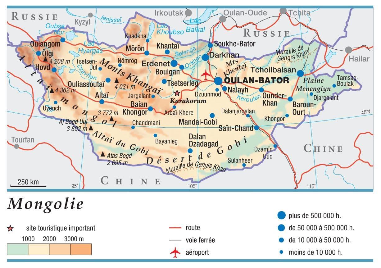 Carte Espagne Hd.Encyclopedie Larousse En Ligne Mongolie
