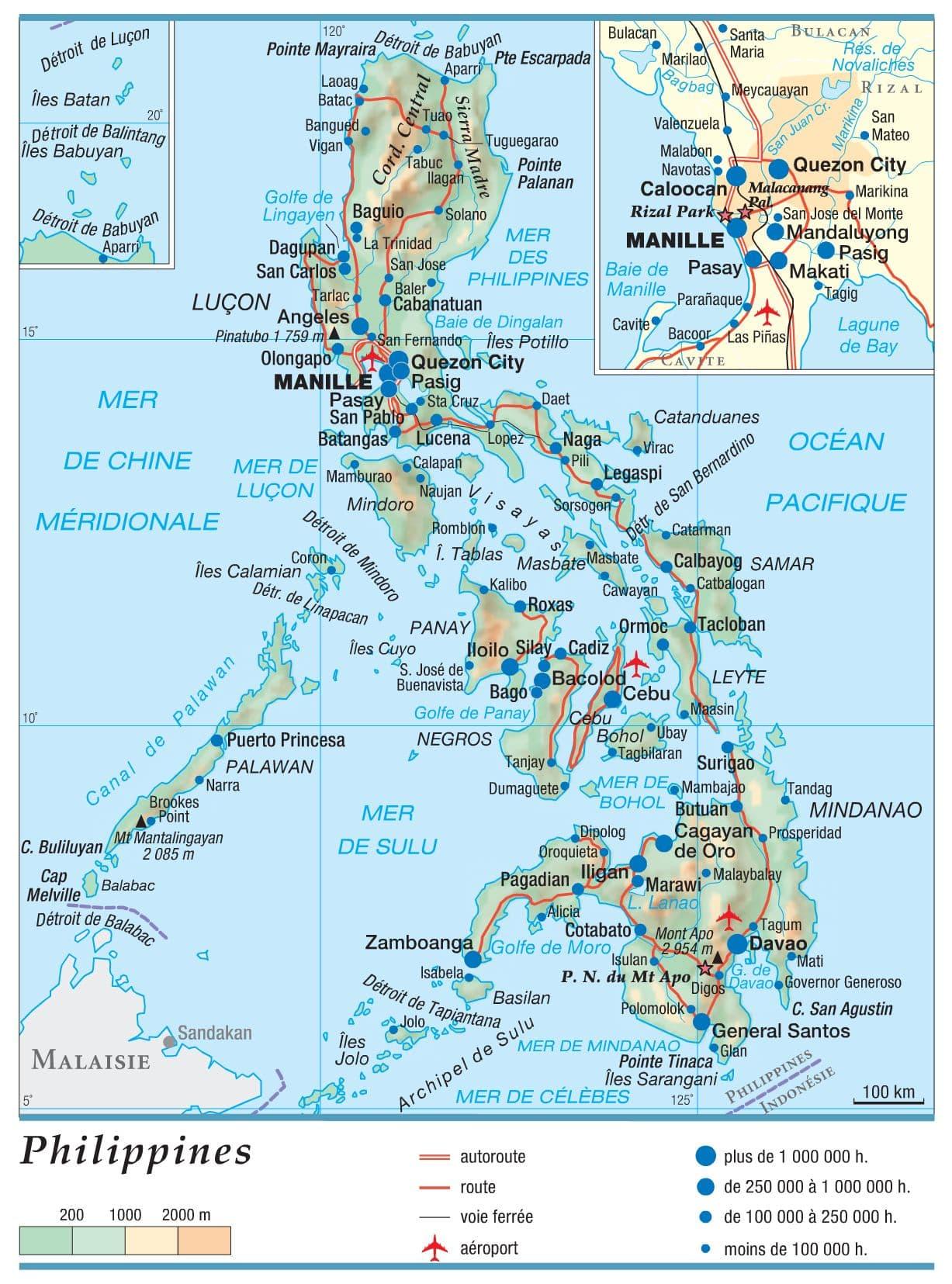 Encyclopédie Larousse en ligne   Philippines