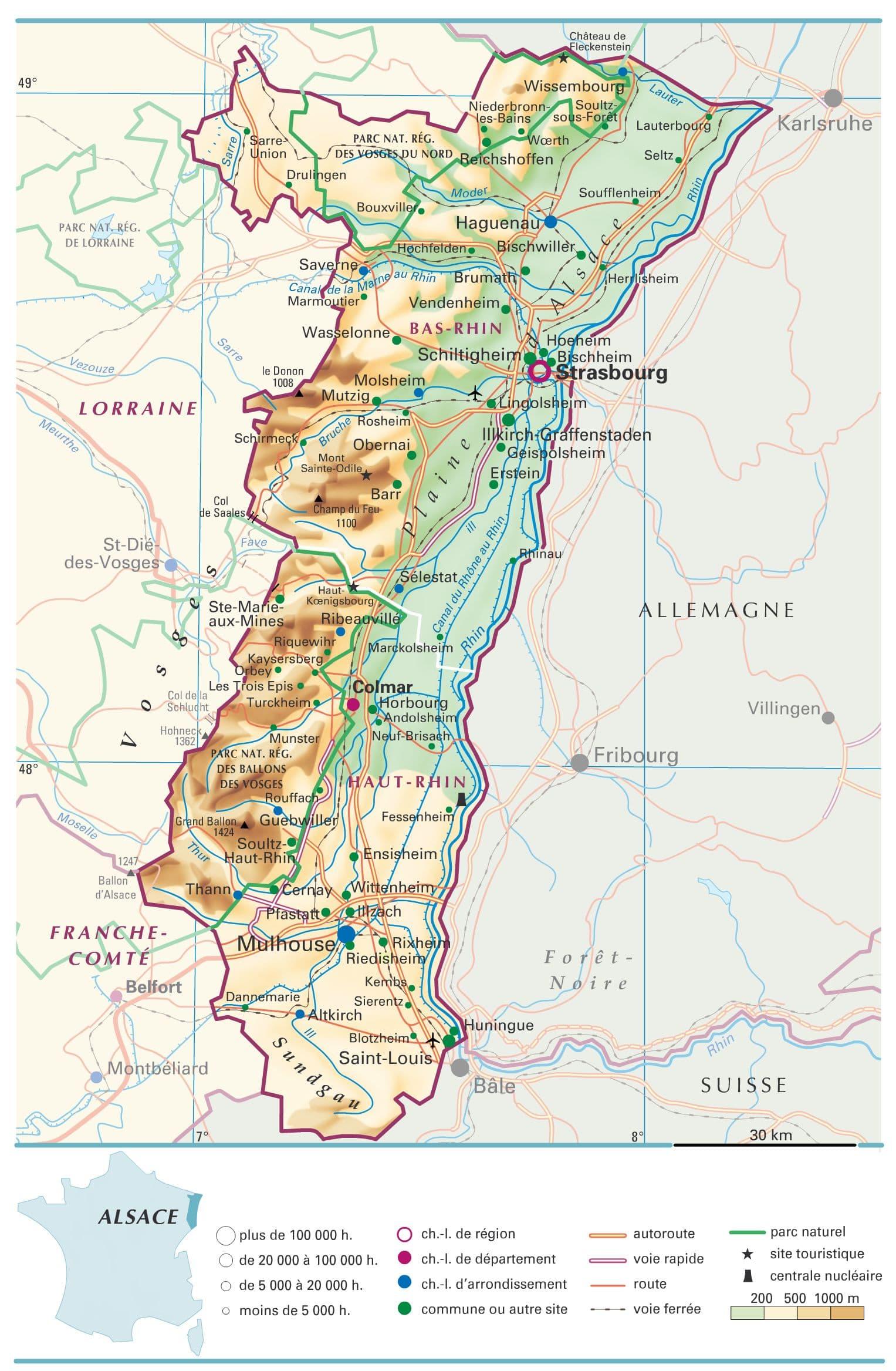 Carte Halieutique Alsace.Als Encyclopedie Larousse En Ligne Sicilfly