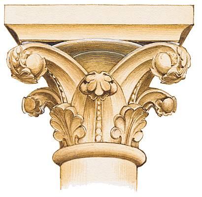encyclop die larousse en ligne chapiteau latin. Black Bedroom Furniture Sets. Home Design Ideas
