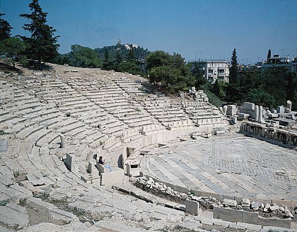 Dionisos Teatro, Atenas
