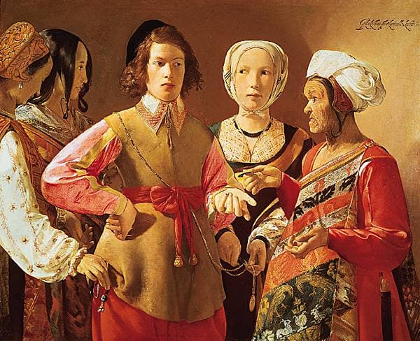 C'EST À VOIR : peintures, films... 1002338-Georges_de_La_Tour_la_Diseuse_de_bonne_aventure