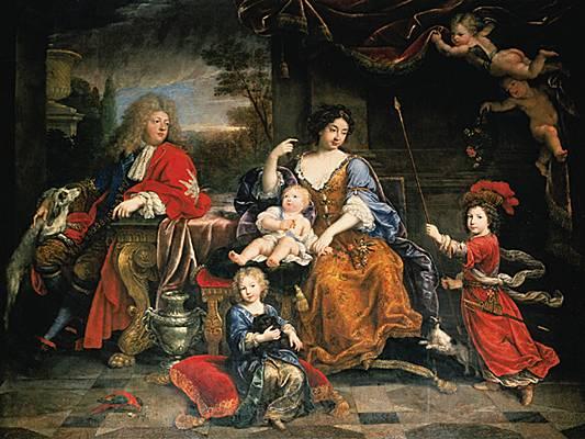 1er novembre 1661: Naissance du Grand Dauphin 1002615