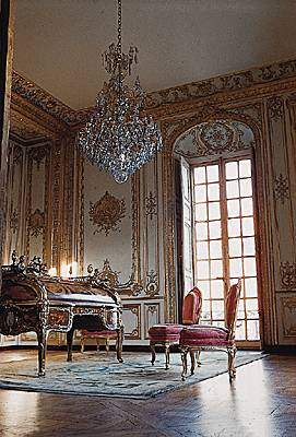 encyclop die larousse en ligne style louis xv. Black Bedroom Furniture Sets. Home Design Ideas