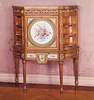 encyclop die larousse en ligne style louis xvi. Black Bedroom Furniture Sets. Home Design Ideas