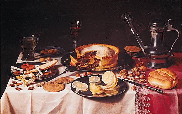 Pieter Claesz, Nature morte
