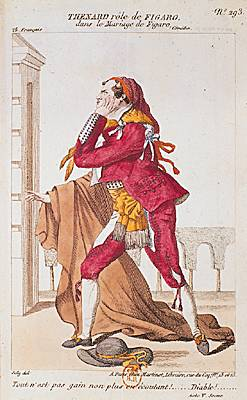 a literary analysis of the marriage of figaro 18th-century french literature  and applied rationalism and scientific analysis  beaumarchais had great difficulty getting his play the marriage of figaro.