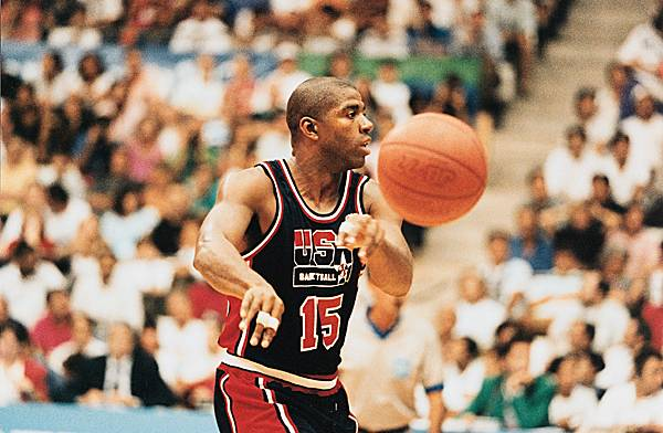 Earvin Johnson, dit Magic Johnson