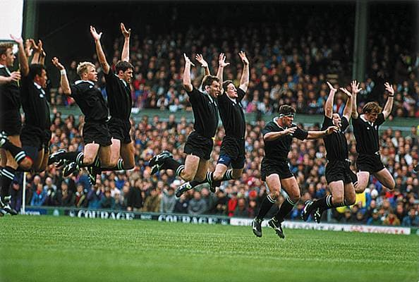 Rugby, All Blacks