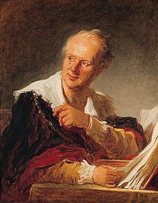 Jean Honoré Fragonard, Figure de fantaisie