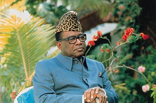 Pyhimys Mobutu Sese Seko
