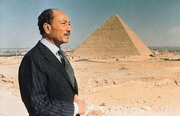 Image result for Anouar El-Sadate