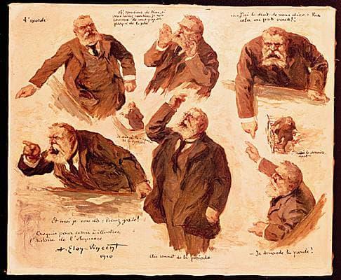 31 juillet 1914 : l'assassinat de Jaurès dans Histoire 1004813-%C3%89loy_Vincent_Jean_Jaur%C3%A8s_%C3%A0_la_tribune