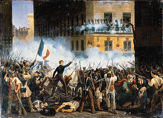 http://www.larousse.fr/encyclopedie/data/images/1005038-Juillet_1830_combats_de_la_rue_de_Rohan.jpg
