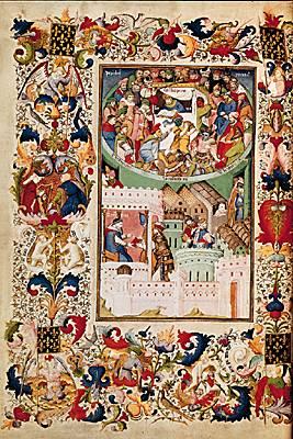 Histoire du roi latin