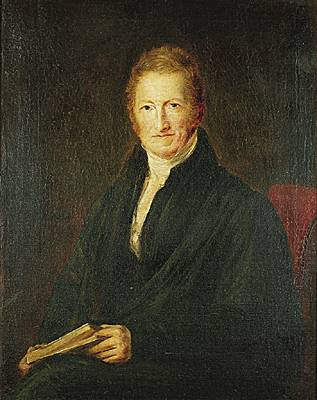 reverend malthus an essay on the principle of population