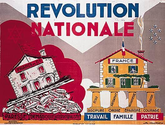 """Résultat de recherche d'images pour """"gouvernement de Vichy"""""""
