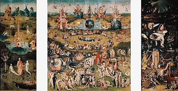 Encyclop die larousse en ligne jheronimus van aken dit - Le jardin des delices de jerome bosch ...