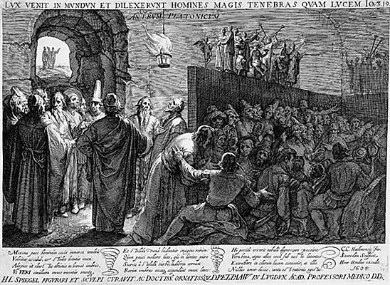 Pieter Jansz. Saenredam, Antrum Platonicum