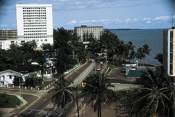 Libreville Gabon  City new picture : Encyclopédie Larousse en ligne Gabon République gabonaise