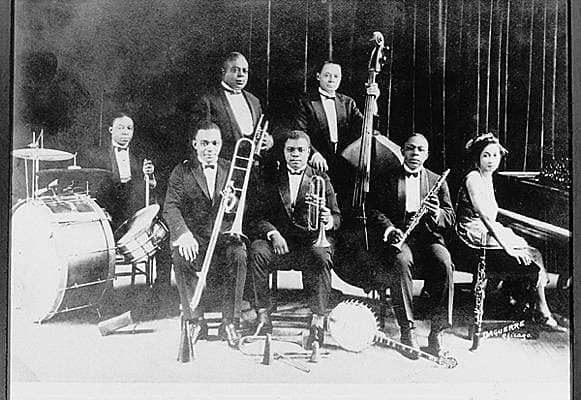Encyclop 233 Die Larousse En Ligne Jazz De L Am 233 Ricain Jazz Band