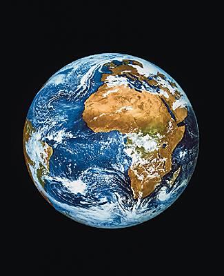 relative datant de la terre