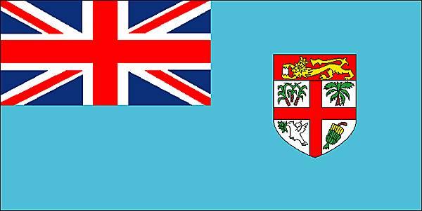 drapeau des iles fidji