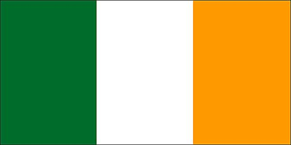 drapeau de l irlande