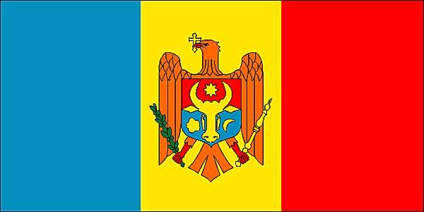 moldova drapeau