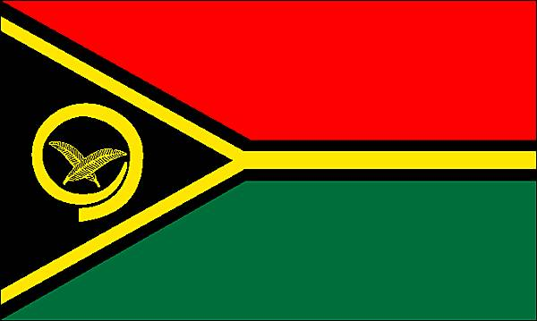 drapeau de vanuatu