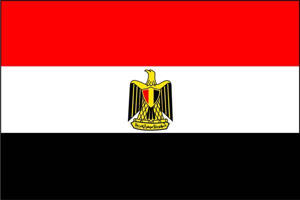 egypte-drapeau