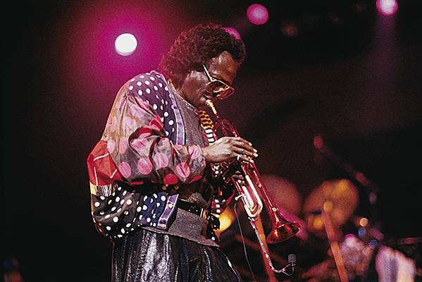 Miles Davis, le 13 juillet 1984, interview