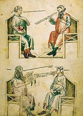 Averroès et Porphyre