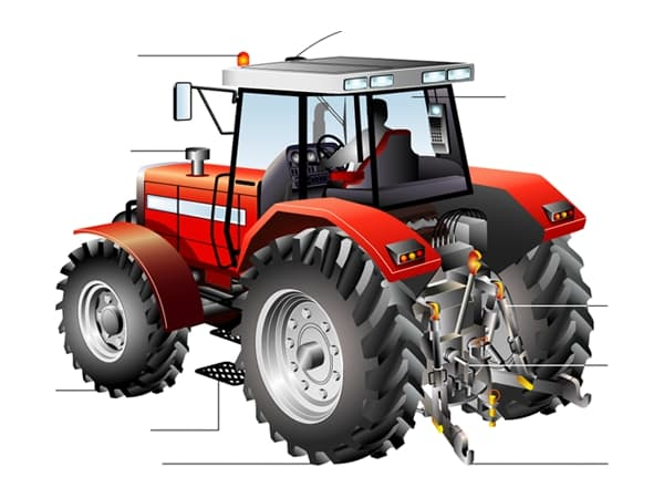 Encyclop die larousse en ligne tracteur agricole - Image de tracteur ...