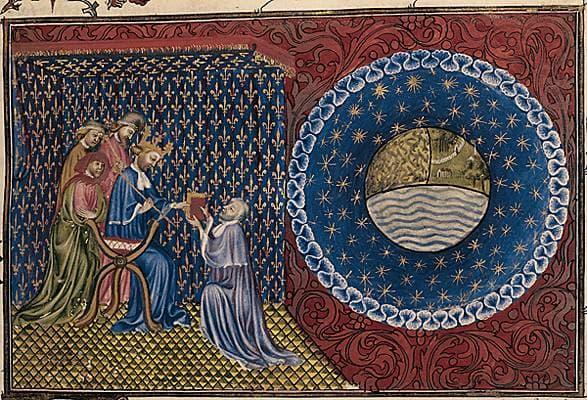 Aristote, Du ciel et du monde