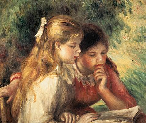 Encyclopédie Larousse en ligne - Auguste Renoir