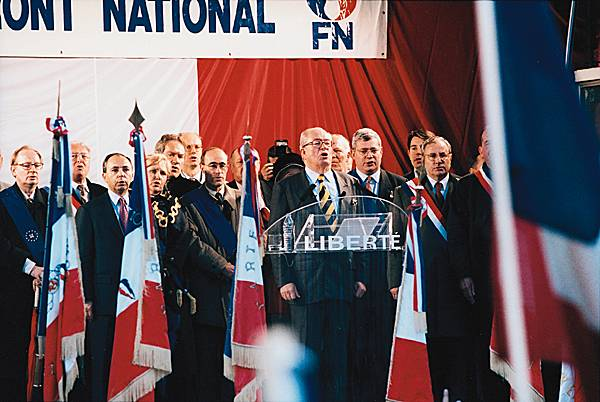 Front national, 1998