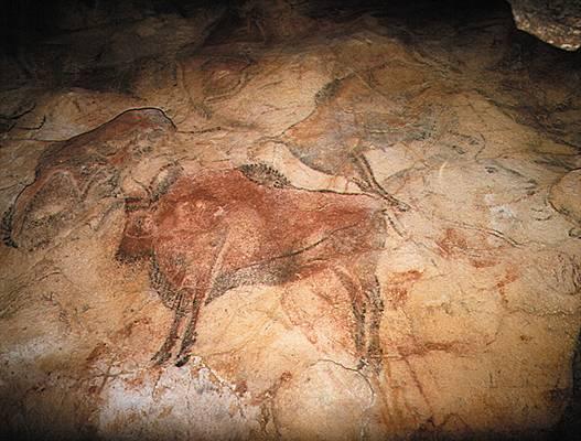 Peintures rupestres d'Altamira