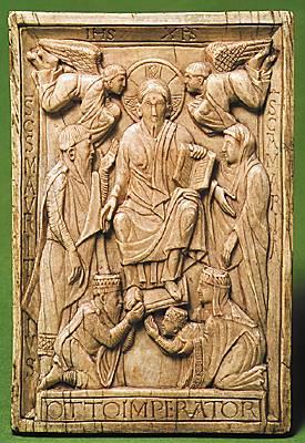 Encyclopédie Larousse en ligne - Otton II le Roux