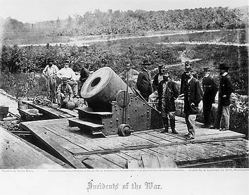Guerre De Sécession Photos encyclopédie larousse en ligne - guerre de sécession ou guerre